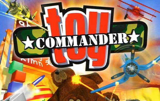 No.2 – Toy Commander