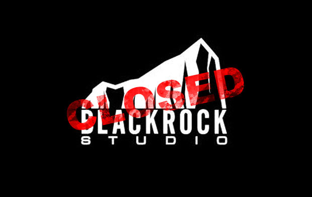 Black Rock Studios To Close