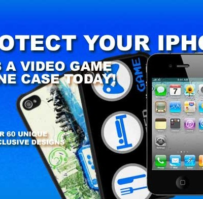 Video Game iPhone Case