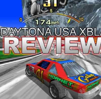 daytona usa xbla psn review