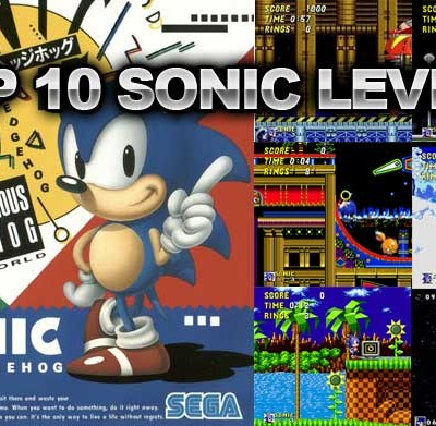 top-ten-sonic-levels
