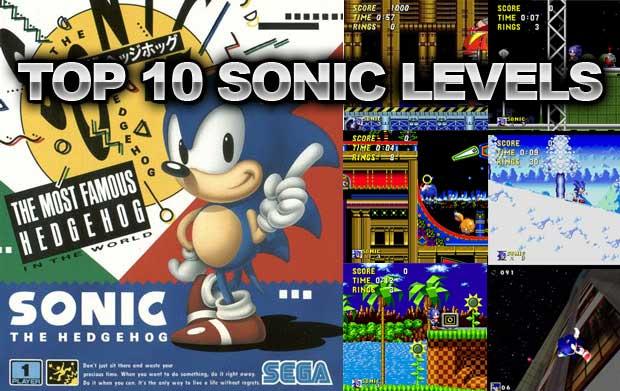 top-ten-sonic-levels