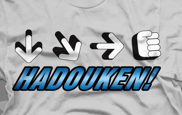 Hadouken Shirt – Best Seller