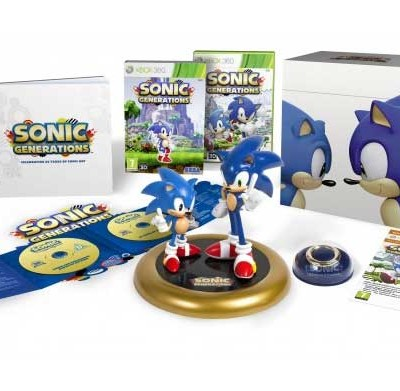 sonic-generations-collectors-edition-unboxing