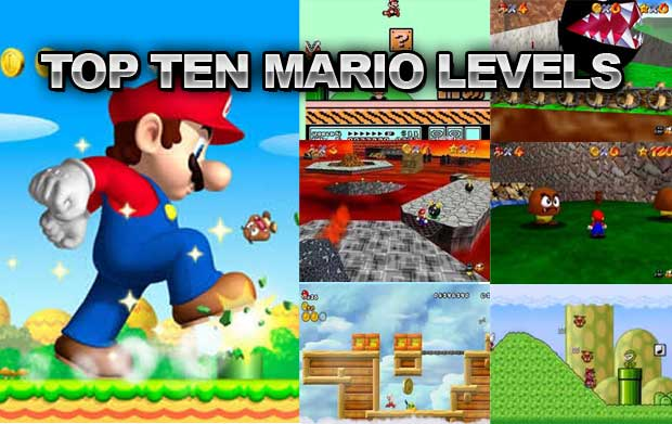 top-ten-mario-levels