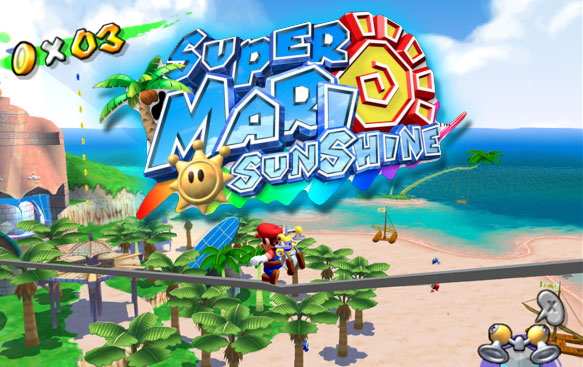 Retro Review Super Mario Sunshine 10 Years On