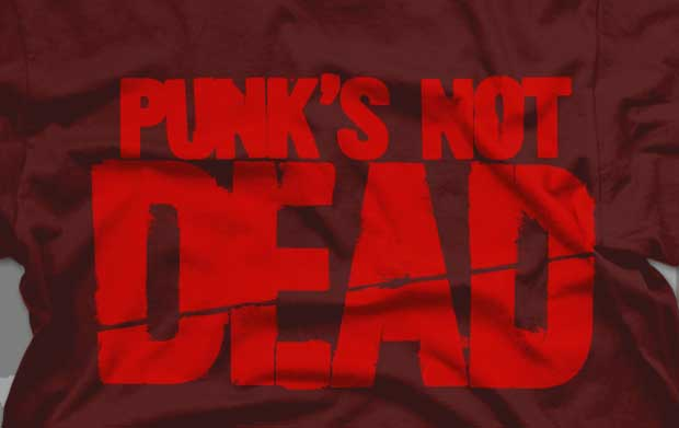 Punks Not Dead Shirt – Best Seller