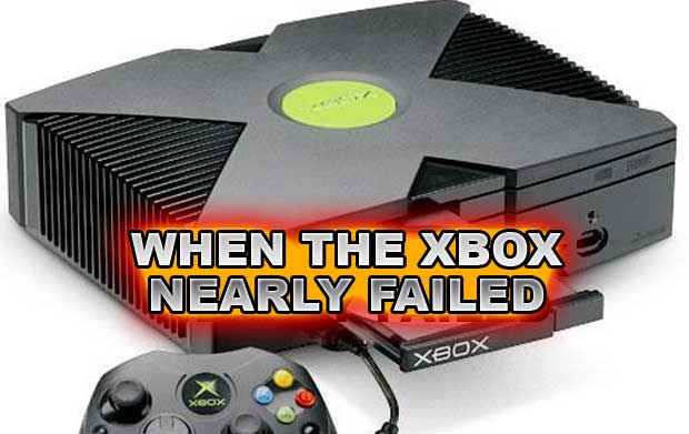 Retro: When The Xbox Nearly Failed