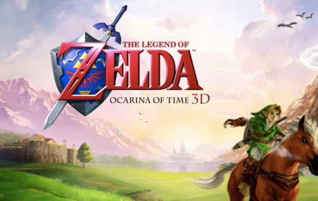 Zelda: Ocarina Of Time 3d Review