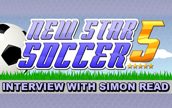 Interview with New Star Soccers Simon Read