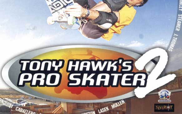 Retro Review: Tony Hawks Pro Skater 2