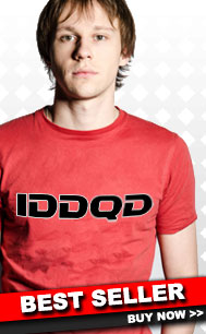 IDDQD Video Game Best Seller T-Shirts