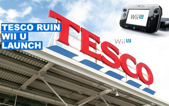 How Tesco Ruined the UK Wii U Launch