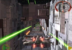 rogue squadron death star gamecube