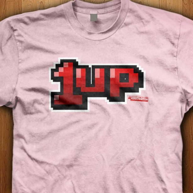 1up-Pink-Shirt