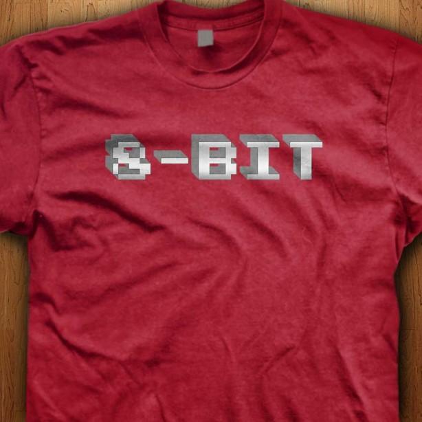 8-Bit-Red-Shirt