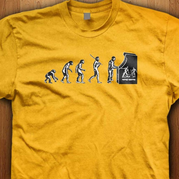 Gamer-Evolution-Yellow-Shirt