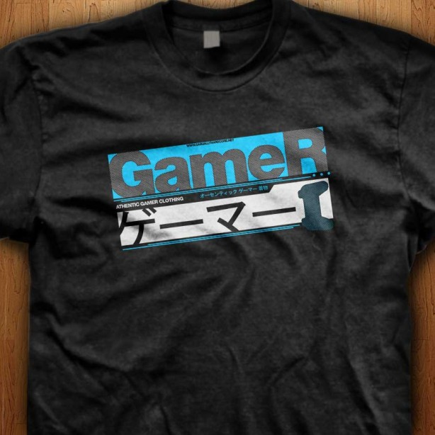 Gamer-Kanji-Black-Shirt