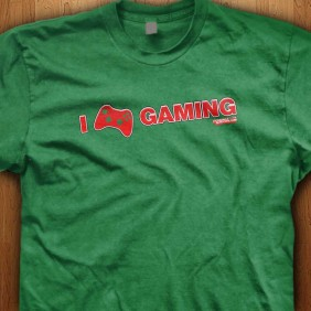 I-Love-Gaming-Green-Shirt