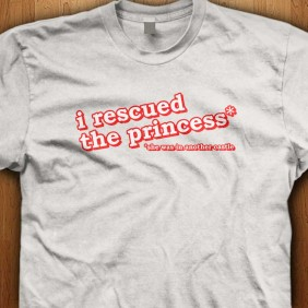 I-Rescued-The-Princess-Grey-Shirt