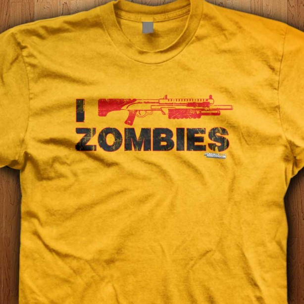 I-Shotgun-Zombies-Yellow-Shirt