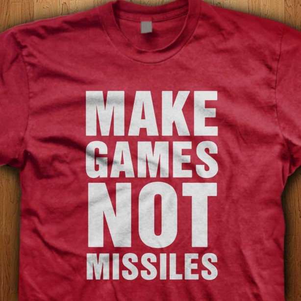 Make-Games-Not-Missiles-Red-Shirt