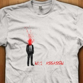 No-1-assassin-White-Shirt