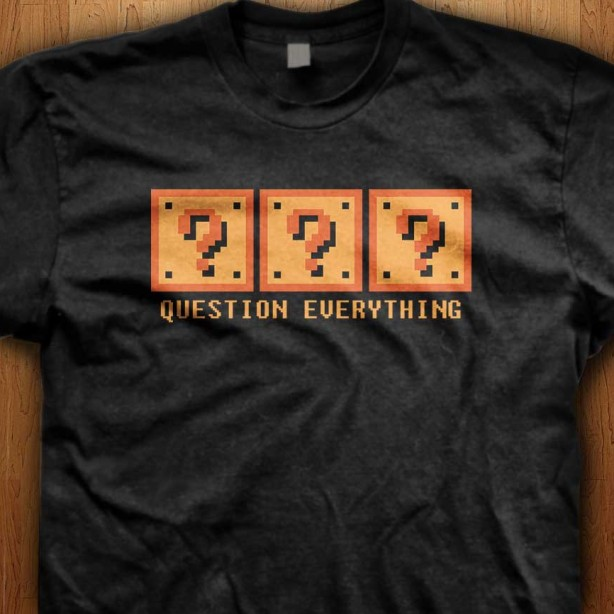 Question-Everything-Black-Shirt