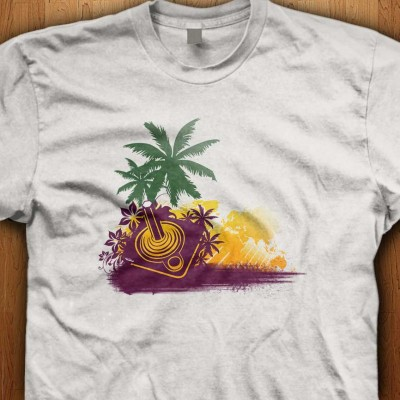Summer-Gaming-White-Shirt
