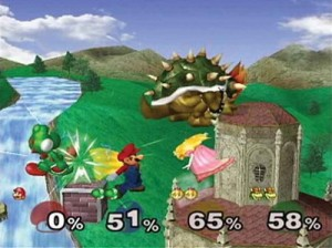 Smash Bros Melee 1