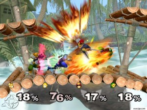 Smash Bros Melee 2