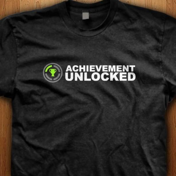 Achievement-Unlocked-Black-Shirt