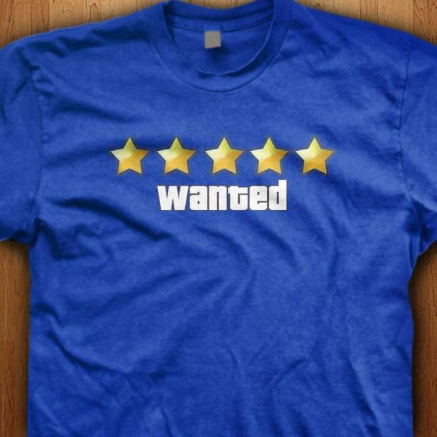 GTA-Wanted-Blue-Shirt