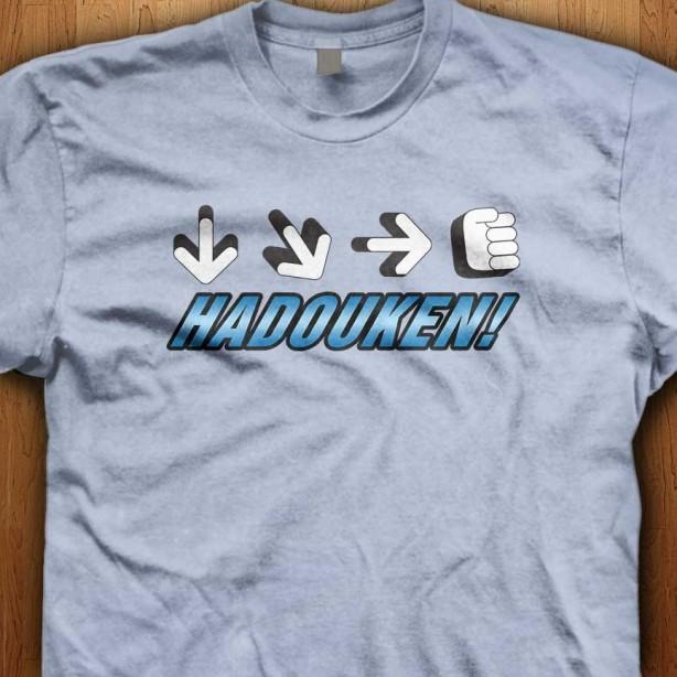 Hadouken-Light-Blue-Shirt