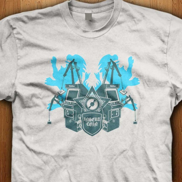 Insert-Coin-Arcade-White-Shirt