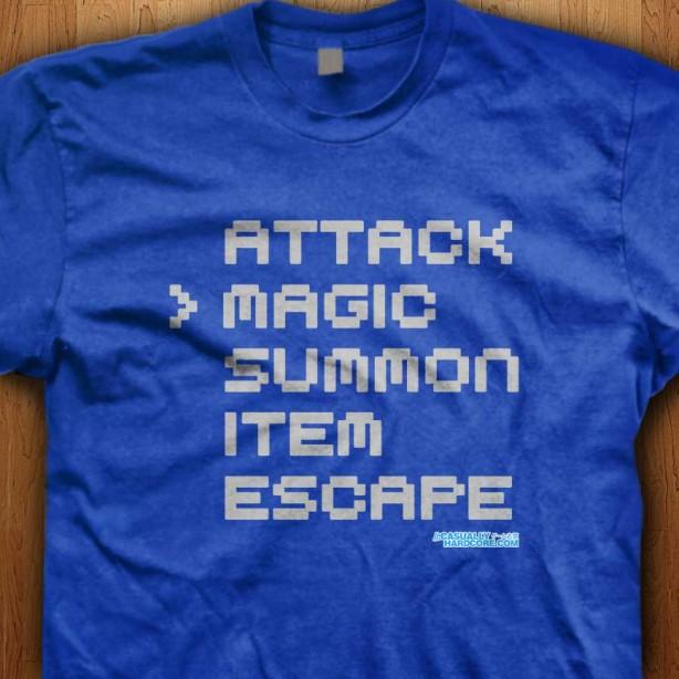 Magic-Attack-Blue-Shirt
