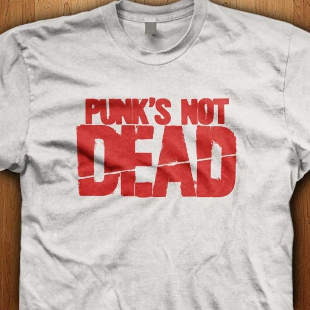 Punks-Not-Dead-White-Shirt